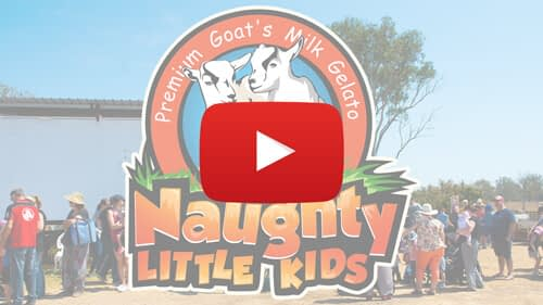 Naughty Little Kids Goat Milk Gelato Youtube Video thumbnail