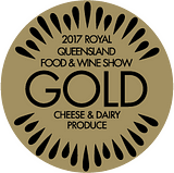 Gold Medal for cheese